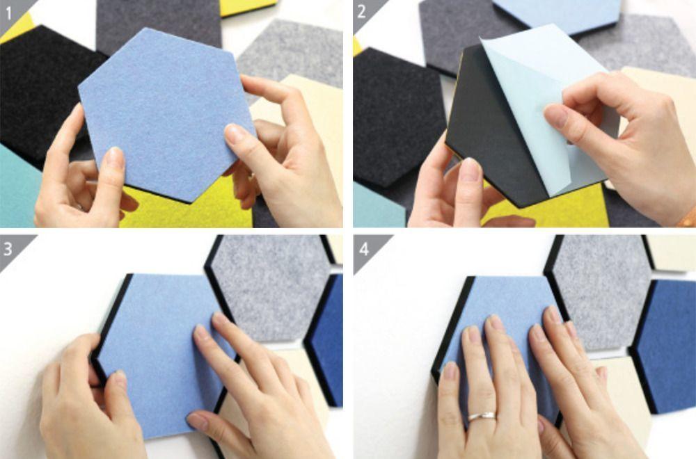 Felt Shape Mini Board Set