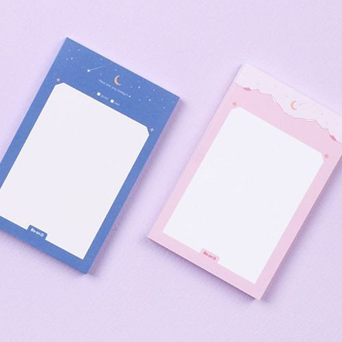 Day and Night Memo Pad