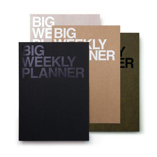 Big Weekly Planner v2