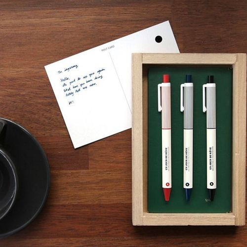 Un Jour De Reve Gel Pen Set