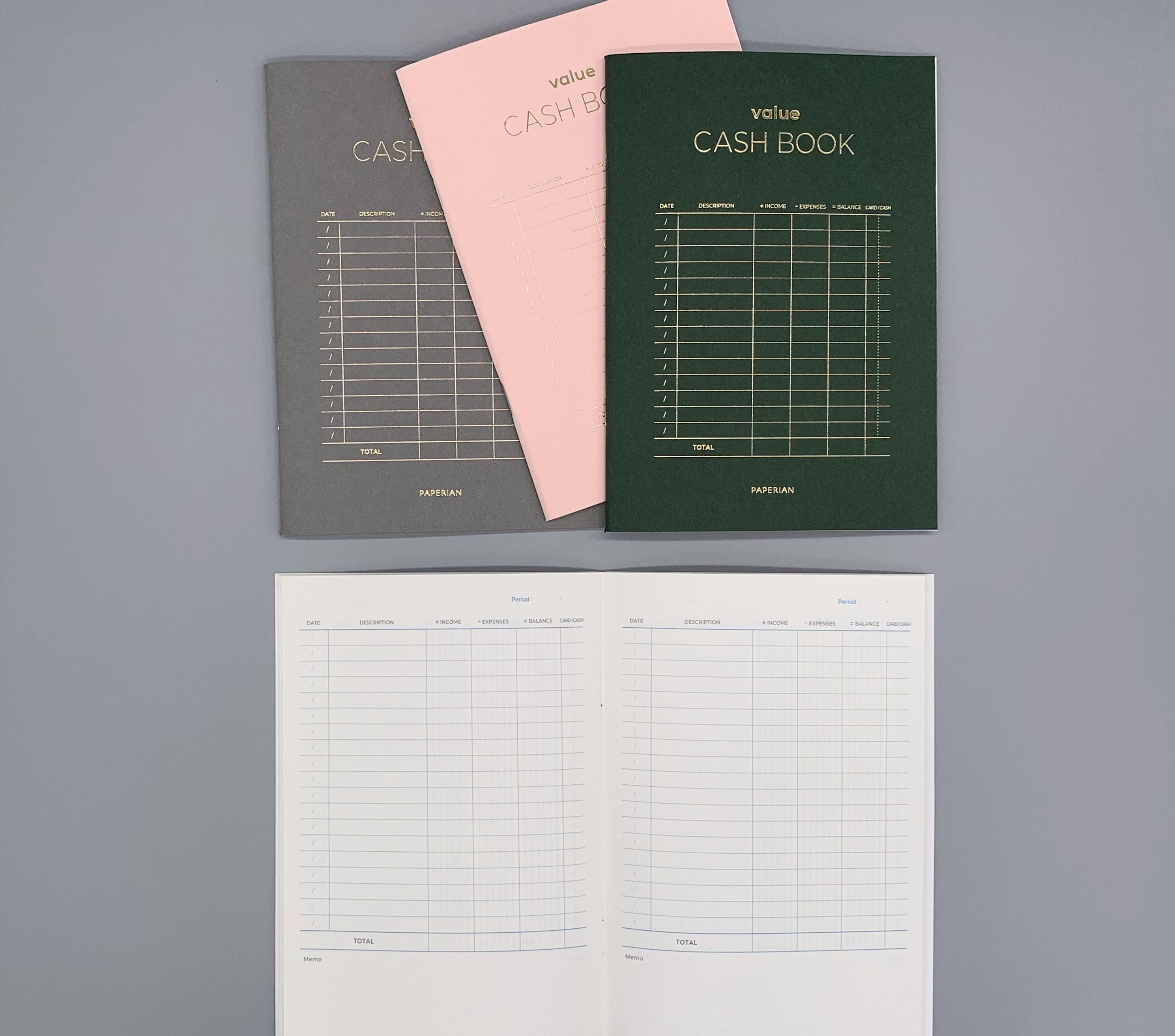 Paperian Cash Planner