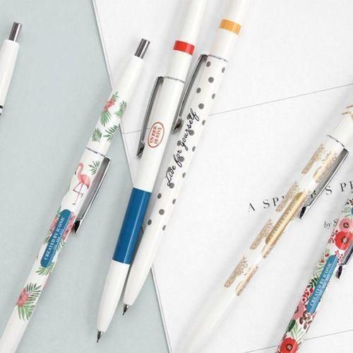 Retro Pattern Mechanical Pencil