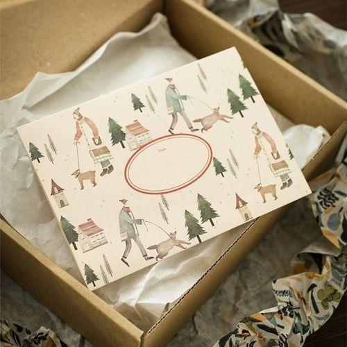 Medium Proust Folding Card Set
