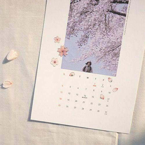 Love Blossom Deco Sticker v3