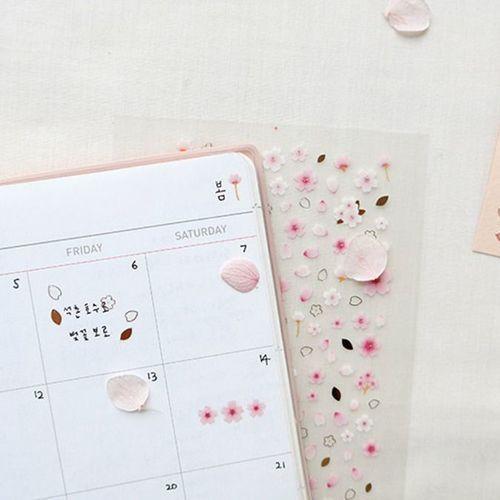 Cherry Blossom Nail Deco Sticker