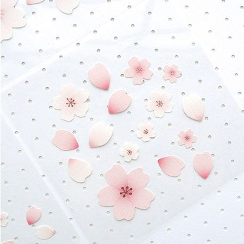 Blossom Deco Sticker Set v2