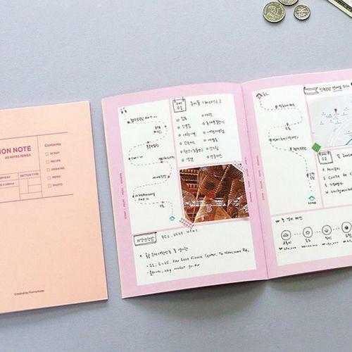 MYO A5 Planner