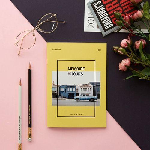 MYO A5 Memoire Des Jours Notebook