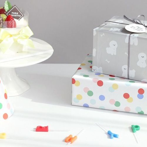 Iconic Gift Wrapping Paper Set v2
