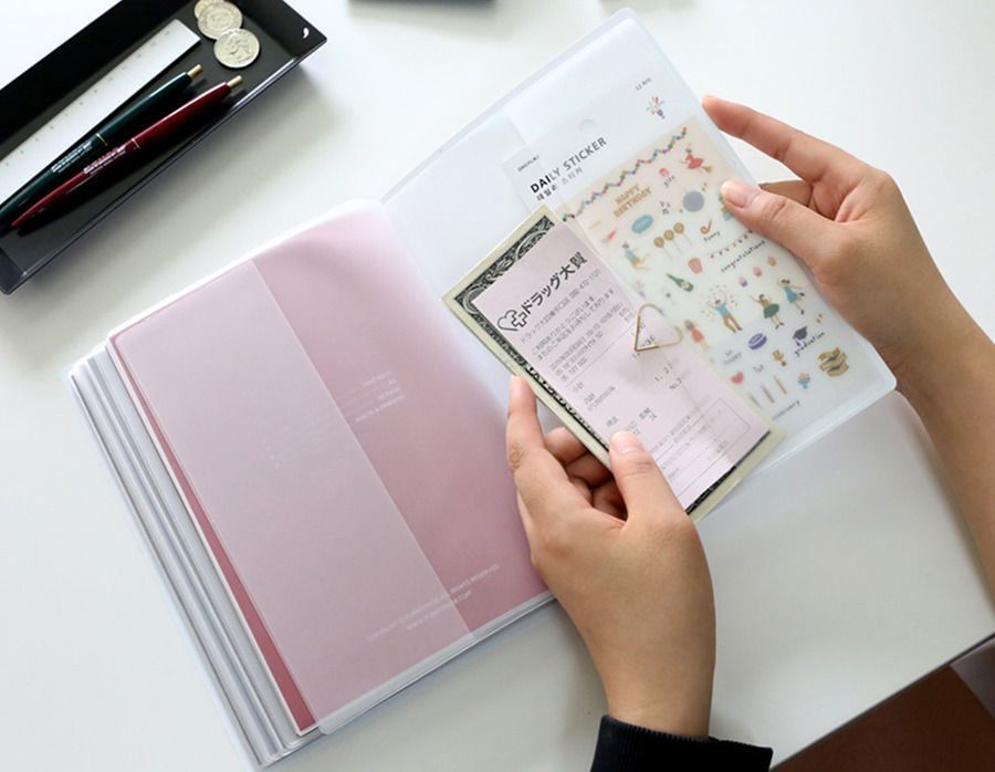 MYO A5 Notebook Binder