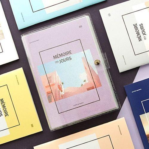 MYO A5 Memoire Des Jours Notebook & Cover Set