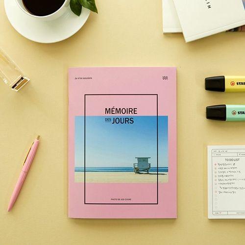 MYO B5 Memoire Des Jours Notebook
