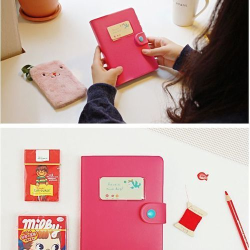 Button Diary Scheduler