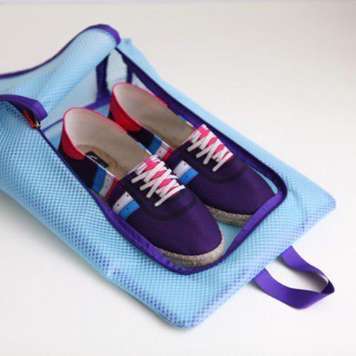 Fun Mesh Shoe Bag