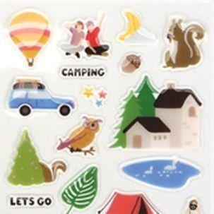 Dailylike Epoxy Deco Sticker