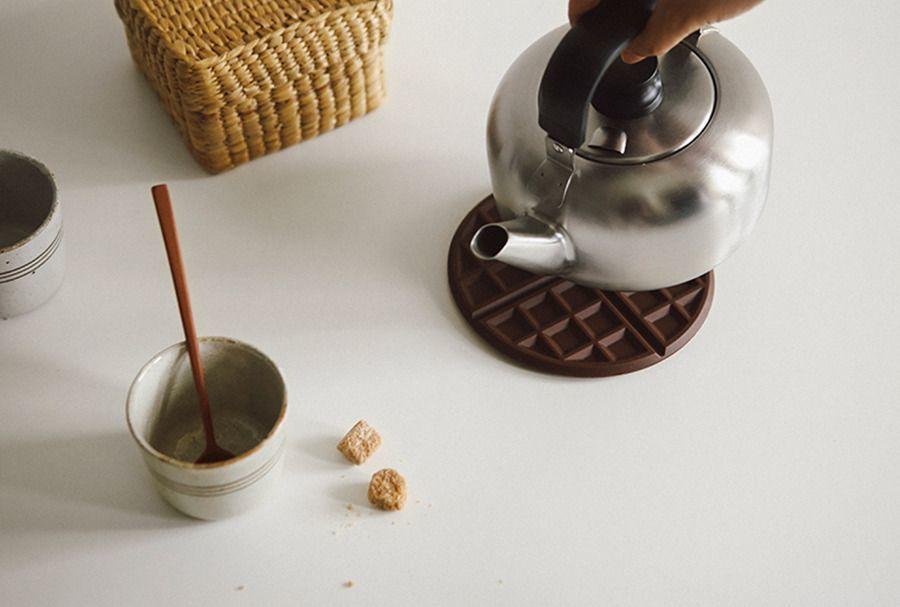 Waffle Silicone Trivet