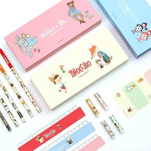 World Literature Stationery Kit