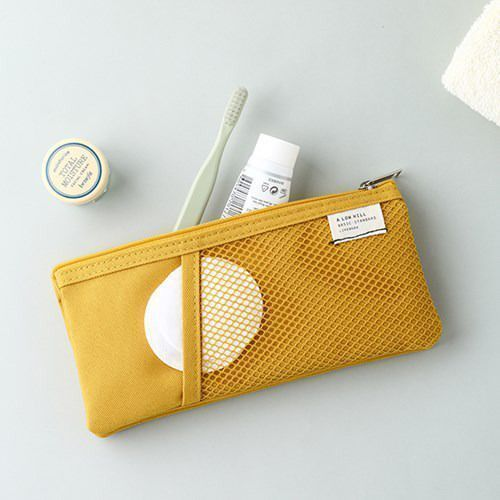 A Low Hill Long Mesh Pouch v2