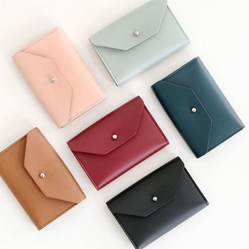 Simple Foldable Card Pouch