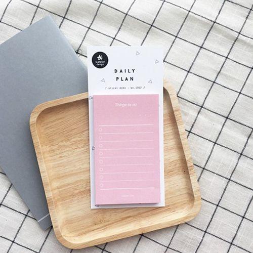 Daily Plan Sticky Note v2