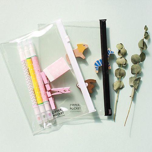 Planner Zipper Pocket