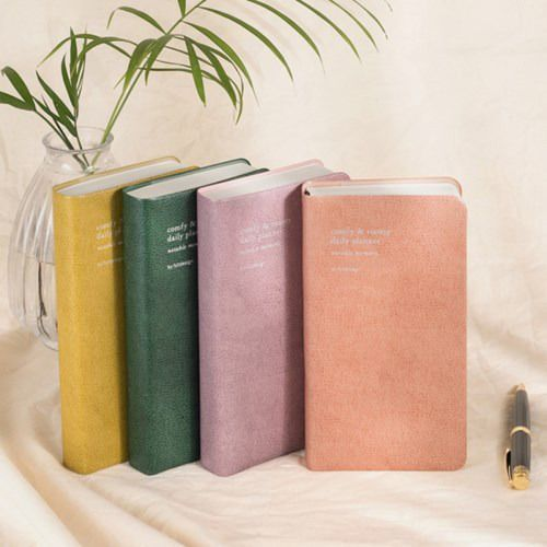 2019 Comfy & Roomy Daily Planner