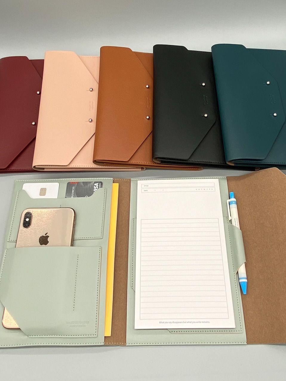 MYO A5 Notepad & Planner Organizer v2