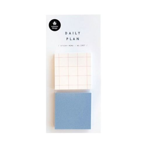 Daily Plan Sticky Note v7