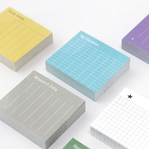 Mini Index Sticky Note