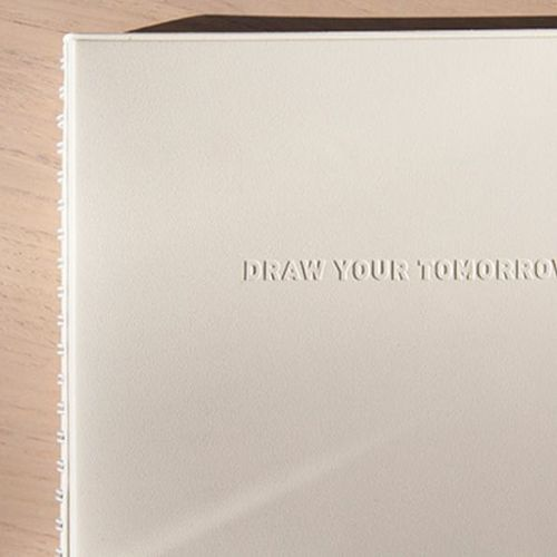Large Draw Your Tomorrow Scheduler