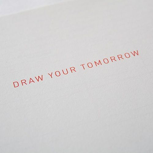 Small Draw Your Tomorrow Scheduler
