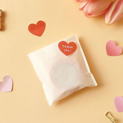 Mini Heart Sticky Note Set