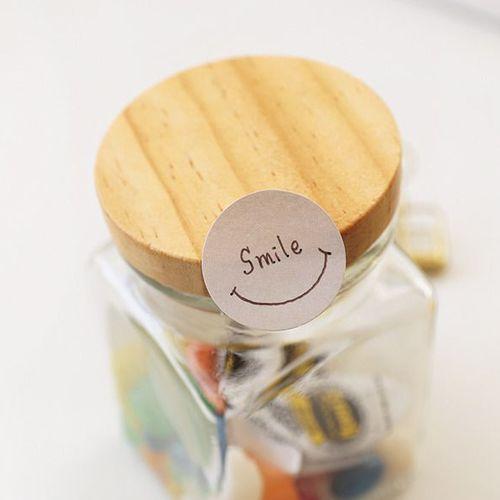 Mini Round Sticky Note Set