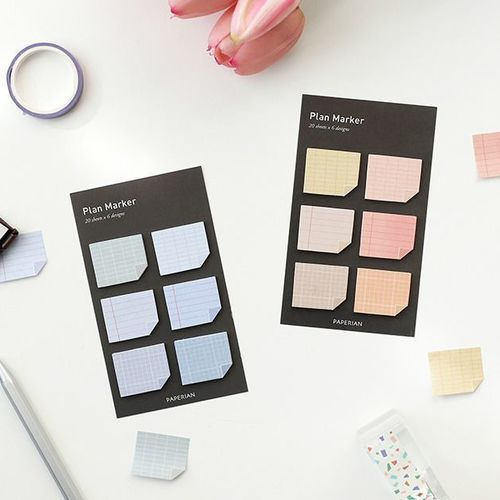 Mini Note Sticky Note Set