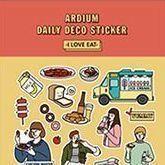 Ardium Daily Deco Sticker