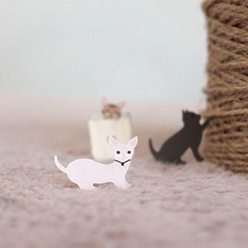 Cat's Day Deco Sticker