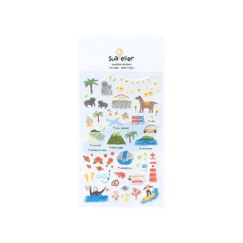 Jeju Deco Sticker