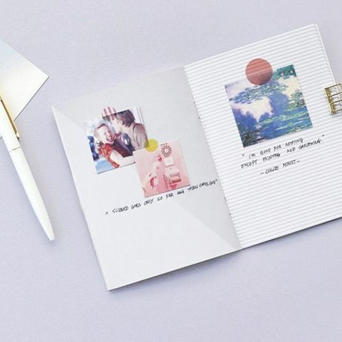 Pattern A6 Monthly Planner v3