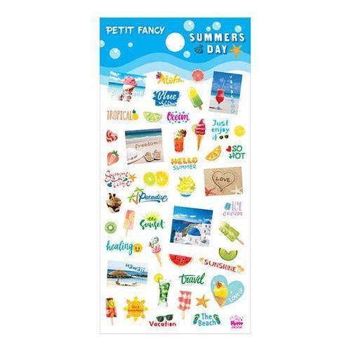 Summer Deco Sticker