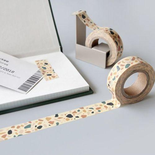 Terrazzo Washi Tape