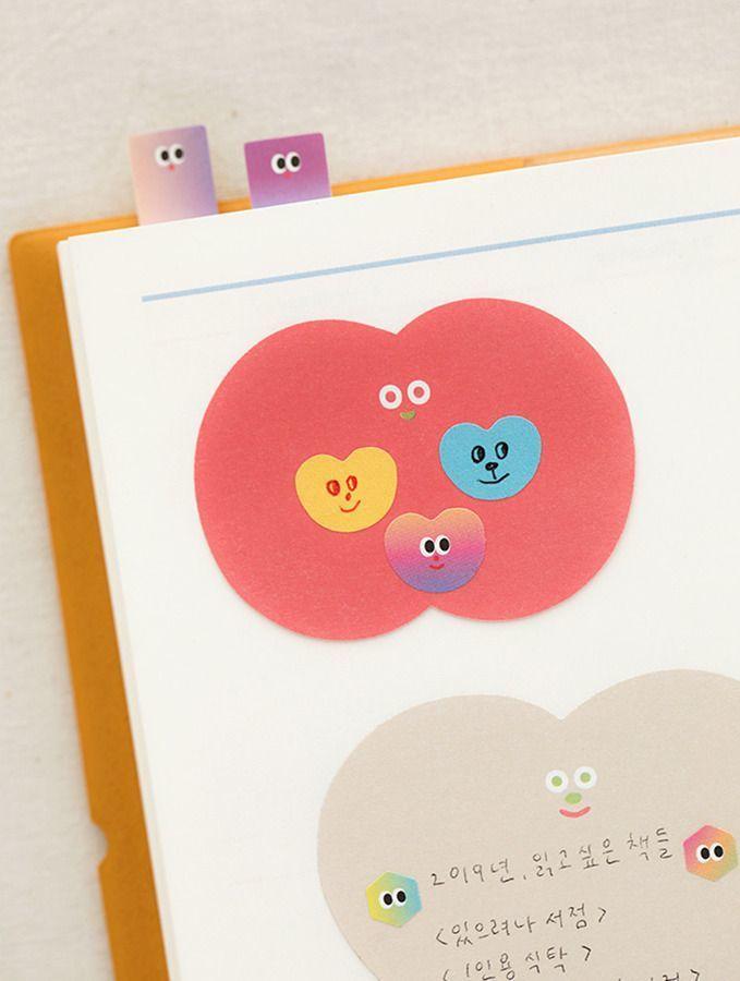 SOM SOM Gradation Deco Sticker Set