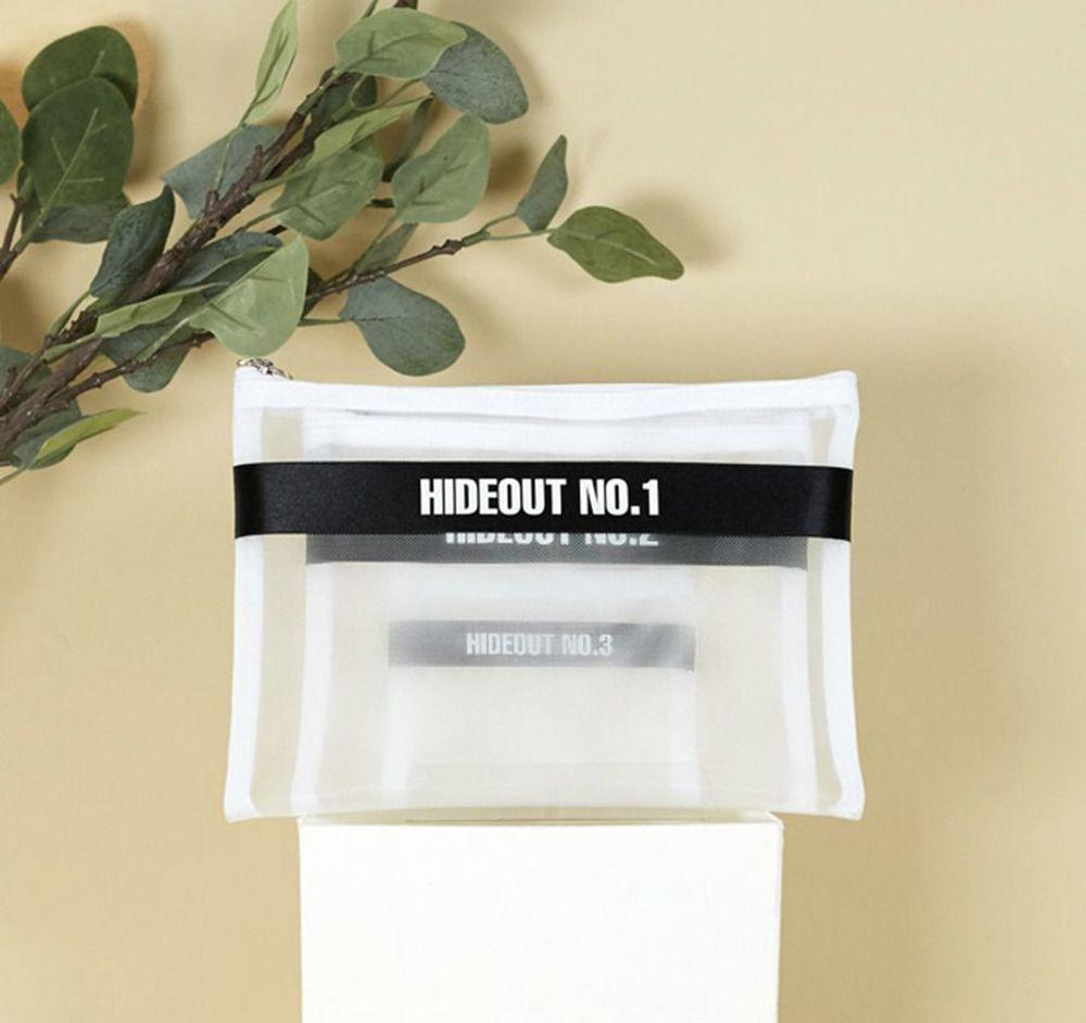 Hideout 3pcs Mesh Pouch Set