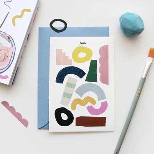 Alphabet Themed Sticker
