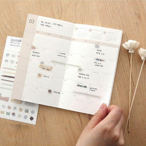 Planning Deco Sticker Set v2