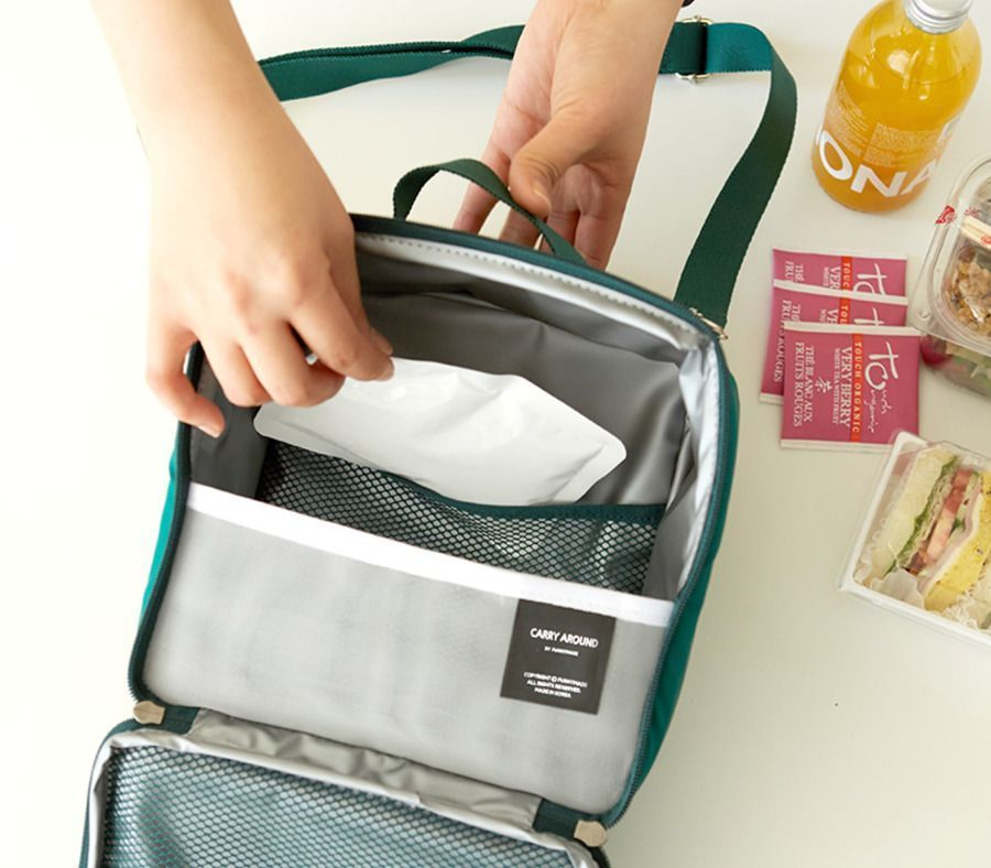 Square Cooler Bag