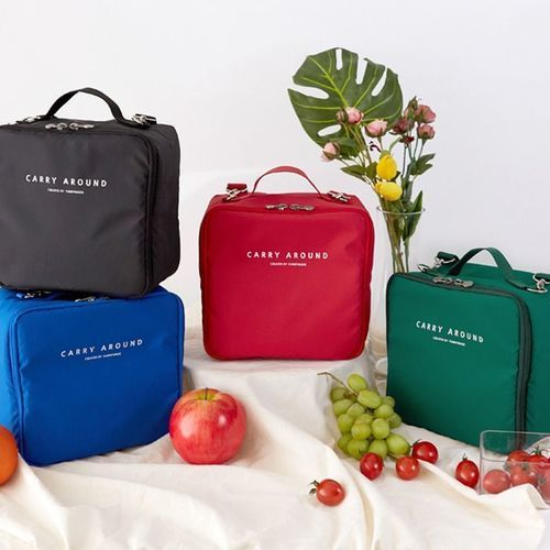 Square Cooler Bag