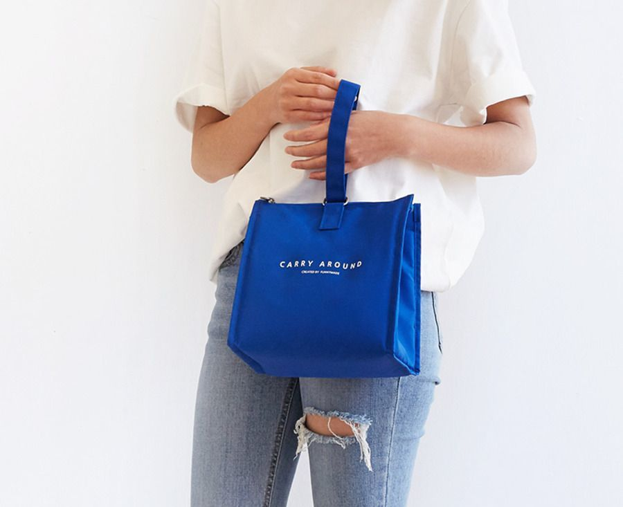 Single Handle Cooler Bag