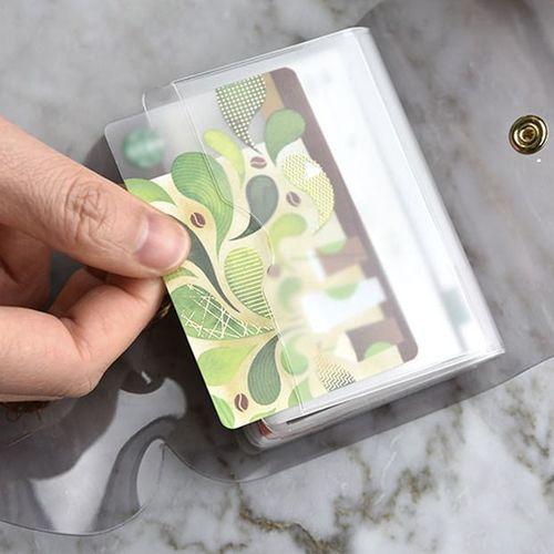 Shine Card Book