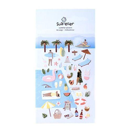 Midsummer Deco Sticker