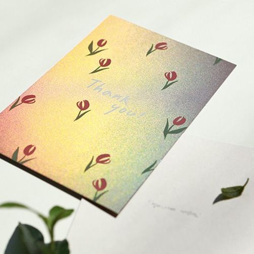 Dailylike Hologram Postcard v1